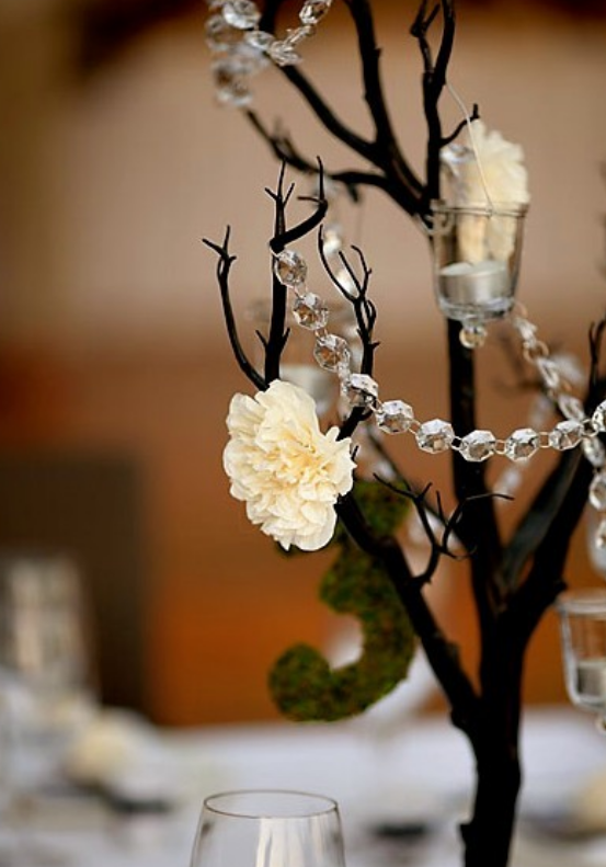 handmade wedding decor