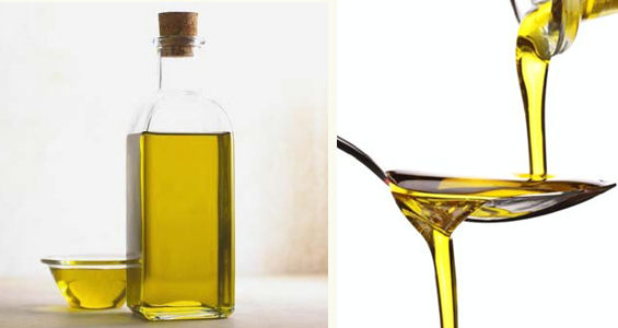 handmade wedding olive oil Newlywed Notes: How To Stock Your Pantry