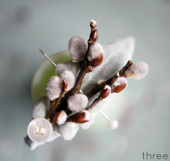 rustic boutonnieres - 3
