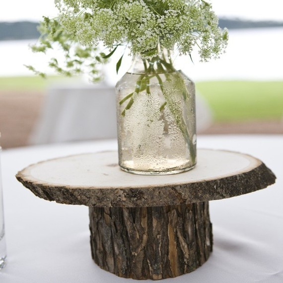 wooden cake plates - 7
