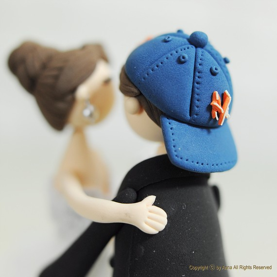 handmade cake toppers for sports fanatics