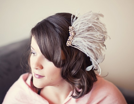 handmade bridal fascinators