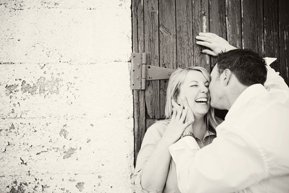 Rustic Ontario Engagement Session