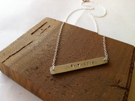 me and you necklace