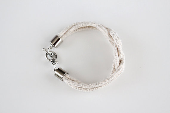 knotted wedding bracelet