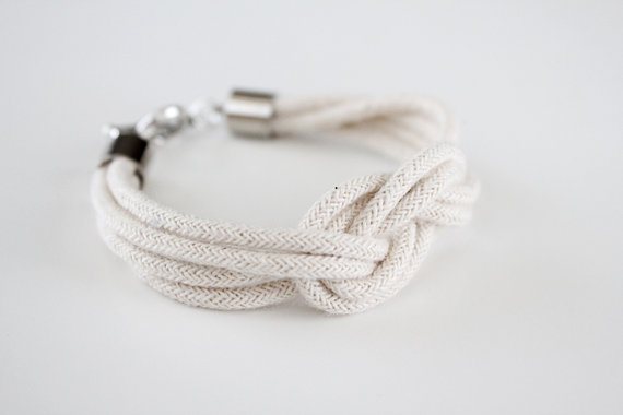 knot wedding racelet