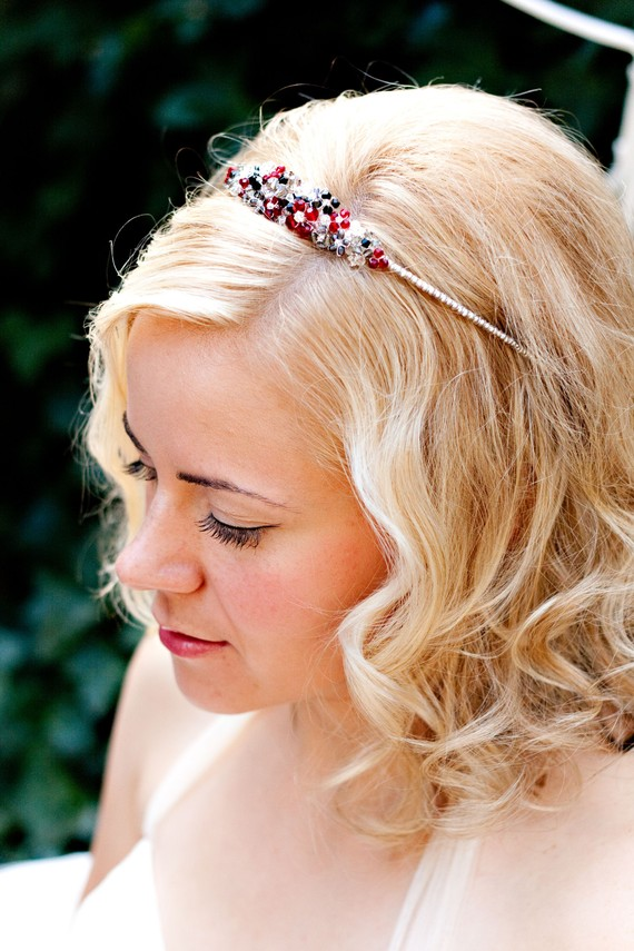 wedding day tiaras