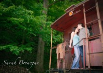 huntington west virginia wedding photographer - sarah brinegar