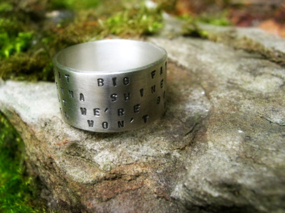 secret message jewelry
