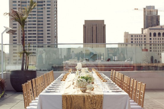 the andaz san diego rehearsal dinner - 2