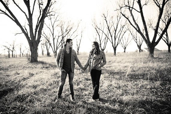 tulsa engagement photos