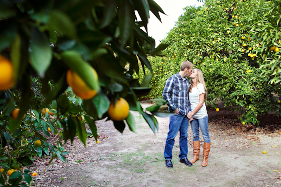 great engagement session