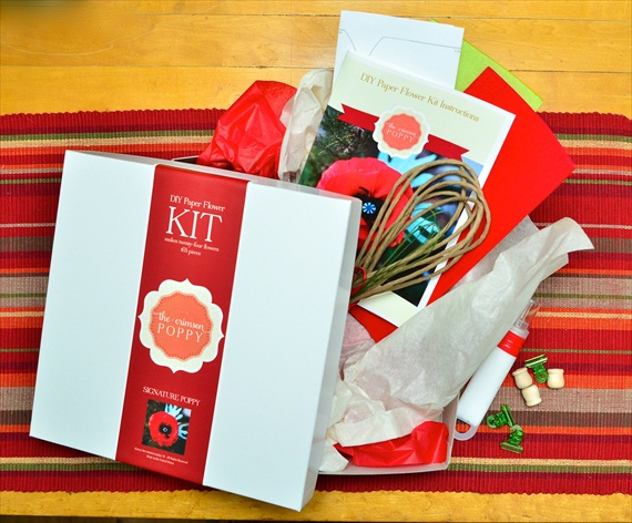 diy flower kit