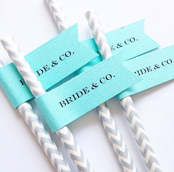 breakfast-at-tiffanys-bridal-shower-straws