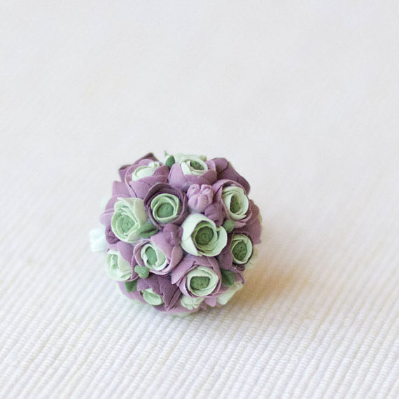 bouquet rings