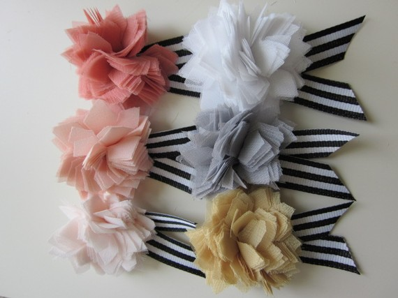 fabric boutonnieres