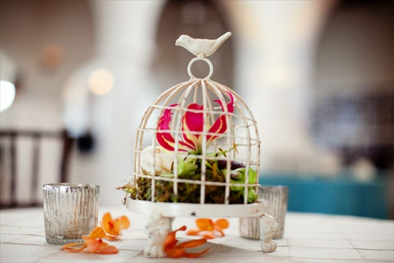 bird wedding ideas