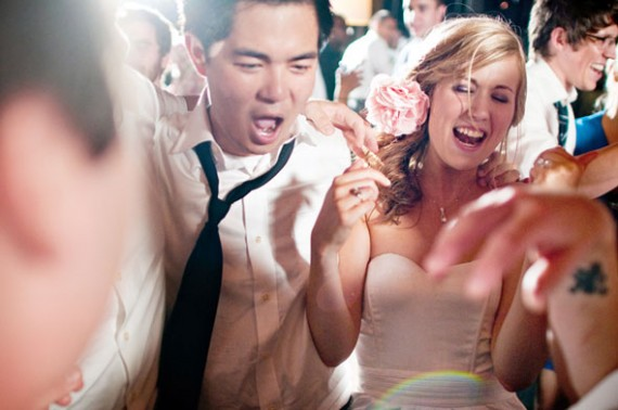how to entertain guests at a wedding