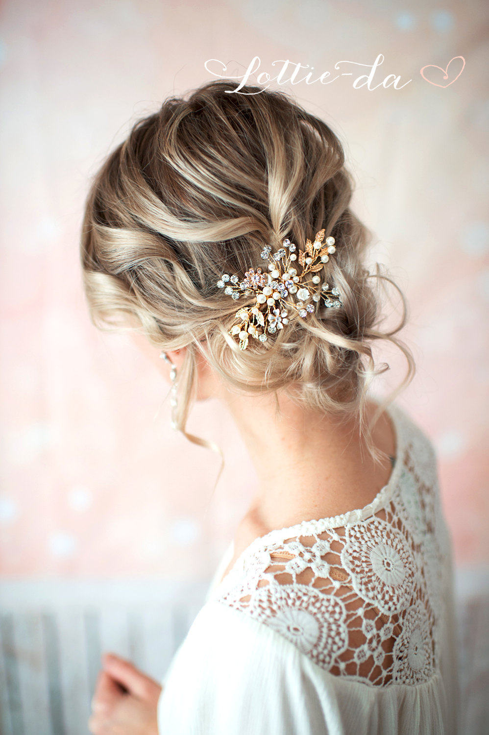 bridal headpieces