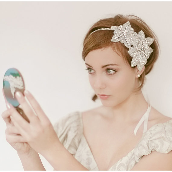 how to style short hair for weddings