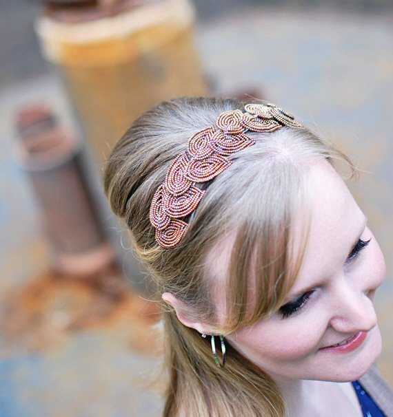 grecian headpiece
