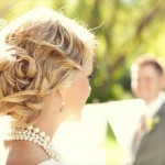 5 wedding details: #1 vintage wedding hairstyle (hair and makeup by steph, photo by lindsey shaun)