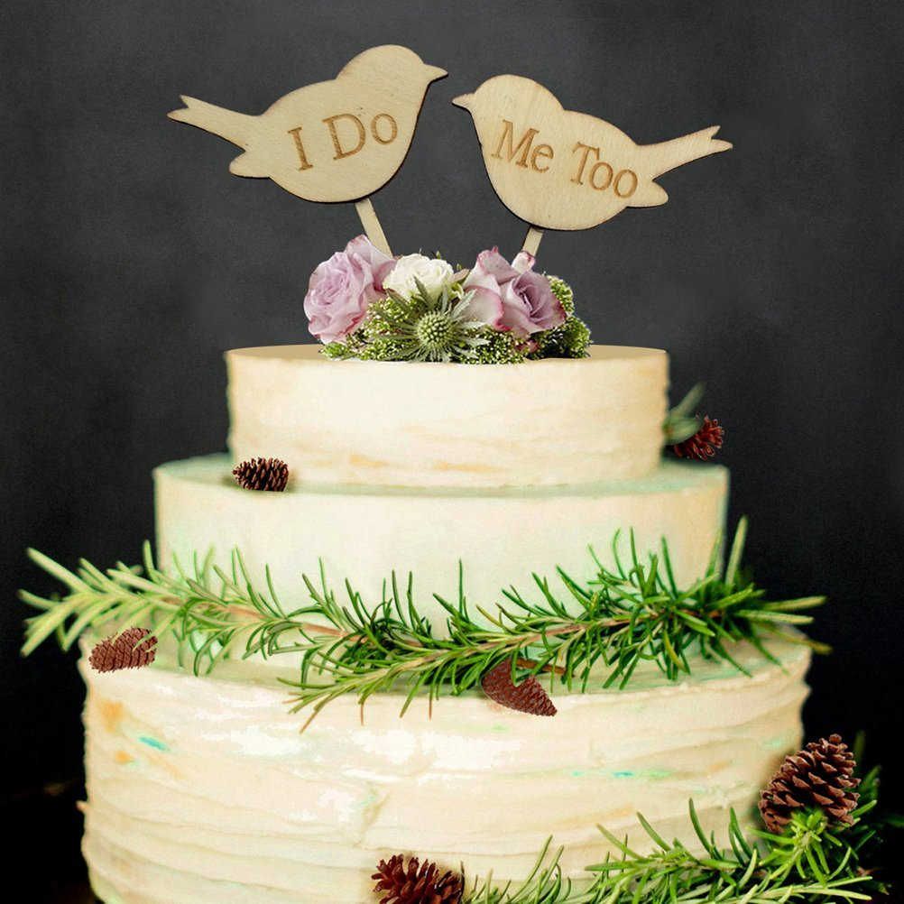 wedding cake toppers love birds 50 unique bird cake toppers for your wedding 26528