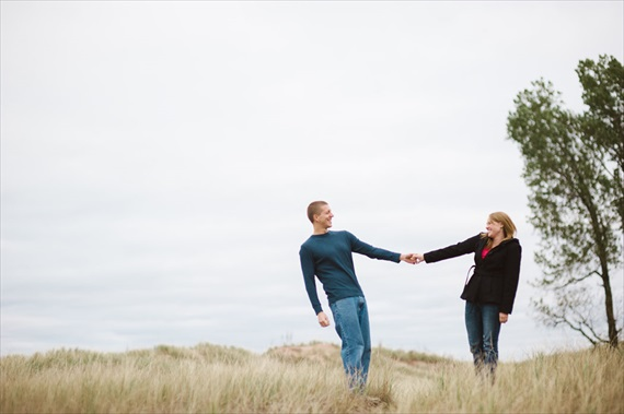 LaCoursiere Photography - duluth engagement session