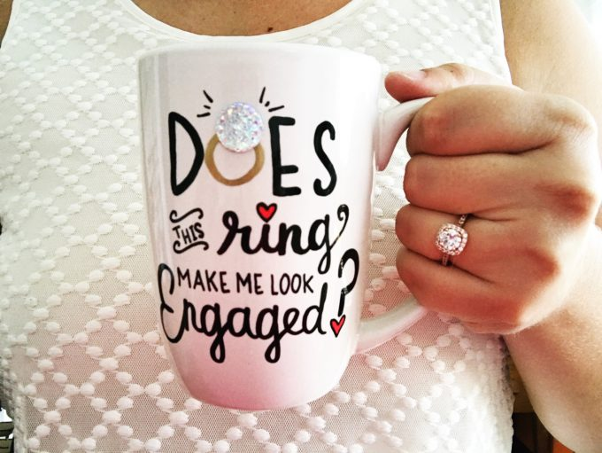 10 Things Newly Engaged Brides Should Do | cute mug!