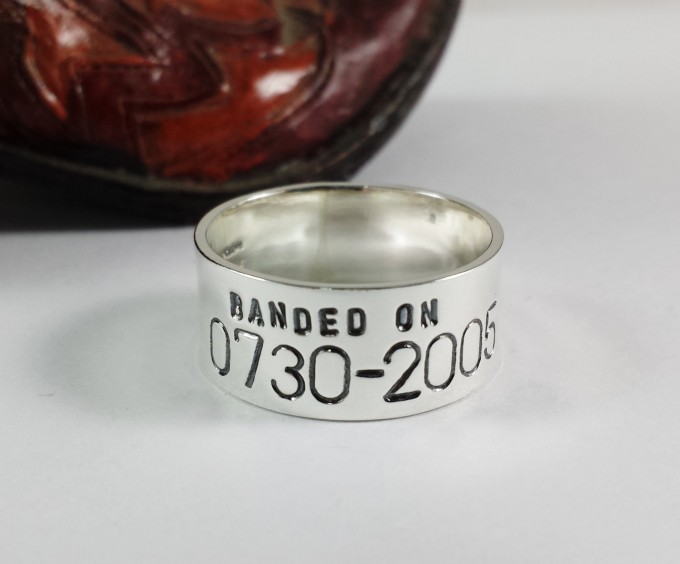 Hunting Wedding Bands