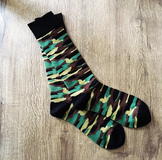Camo Wedding Bands For Him