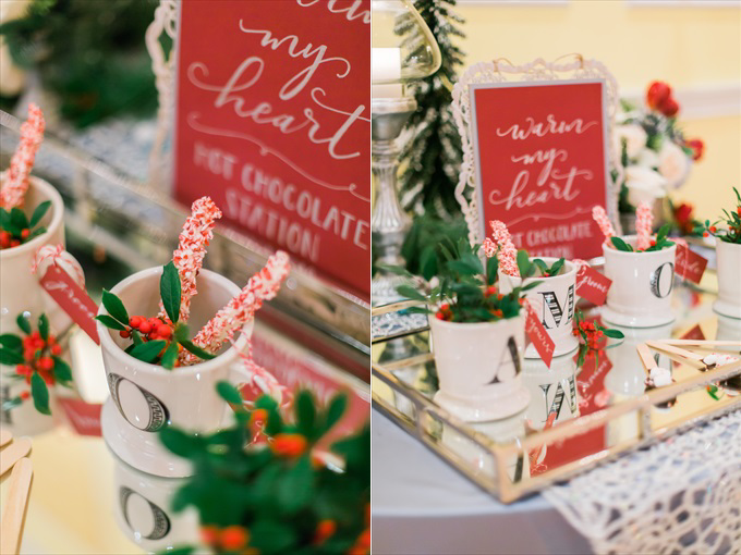 winterwonderlandweddingthemecupscandy