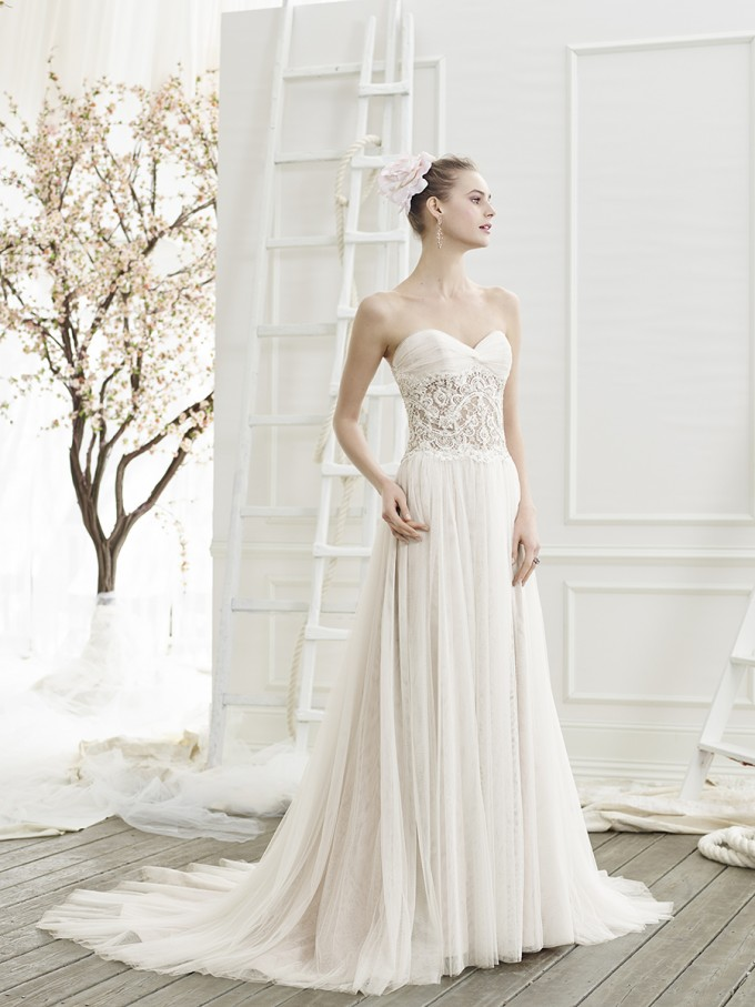 Casablanca bridal gowns 2016 beloved collection emmaline for How much are casablanca wedding dresses