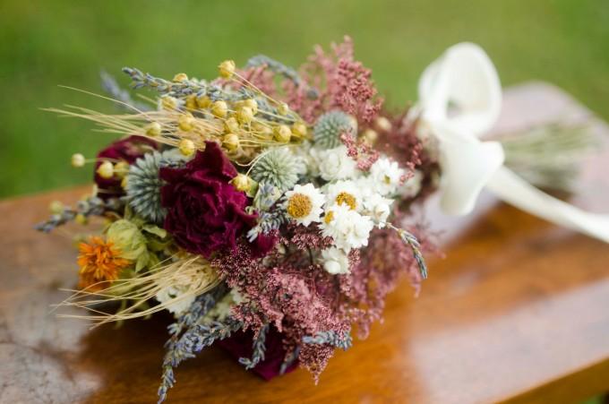 dried flower bouquets   http://emmalinebride.com/bride/dried-flower-bouquets/   by the blaithin blair