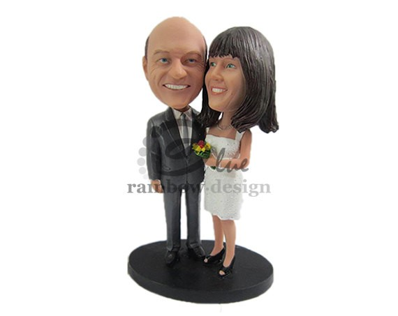 father of the bride bobblehead
