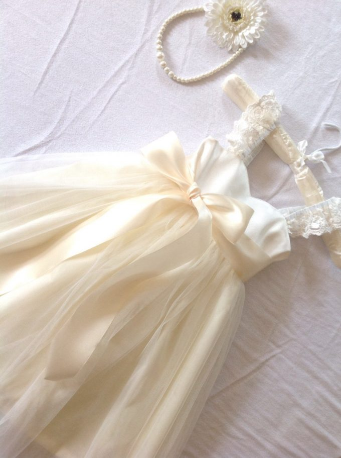 Wedding Girl Dress