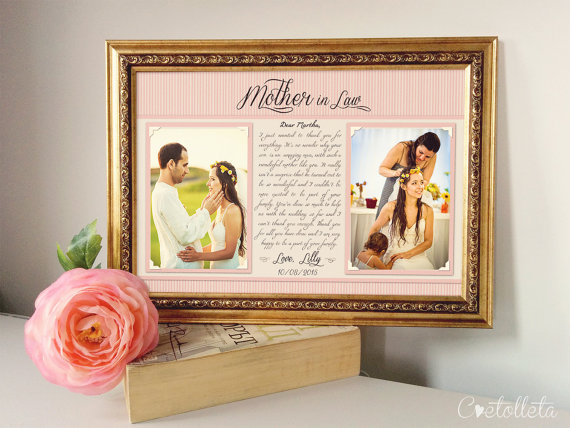 mother in law photo frame