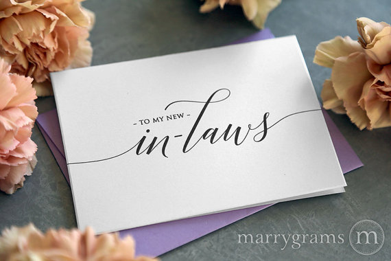 Gifts For Wedding Planning: 15 Gift Ideas For Future In-Laws -- Wedding Etiquette