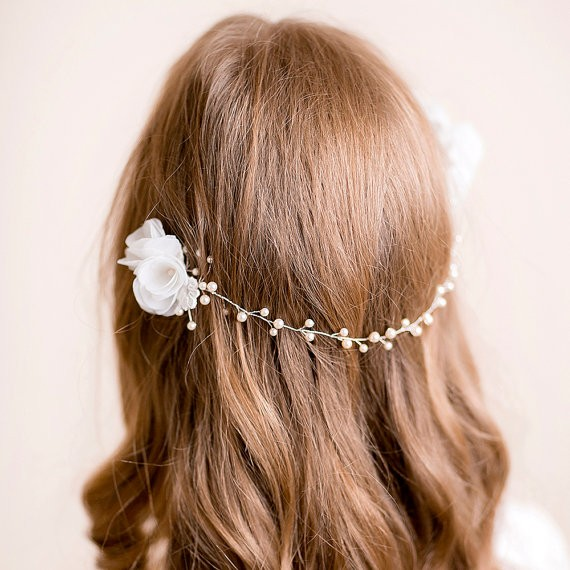 Beautiful Hair Style In Wedding: 10 Beautiful Hairstyles & Accessories For Weddings