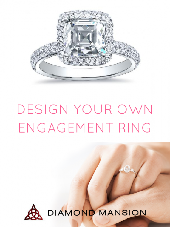 create your own wedding ring design your own engagement ring here s how 3184
