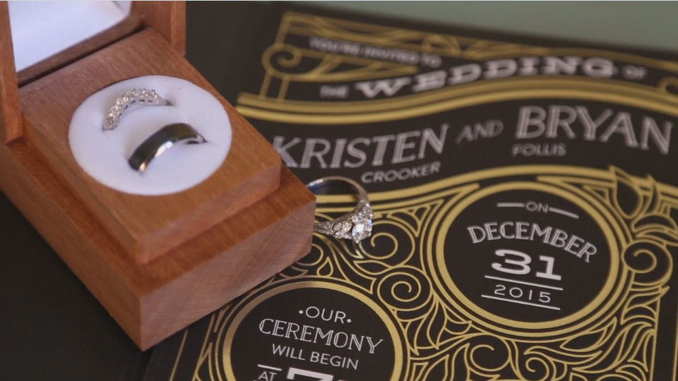 gold_black_wedding_invitation_san_francisco_wedding_film - San Francisco Wedding Film - Baby Blue Film
