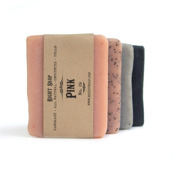 handmade soap by RightSoap | unique gifts for mom