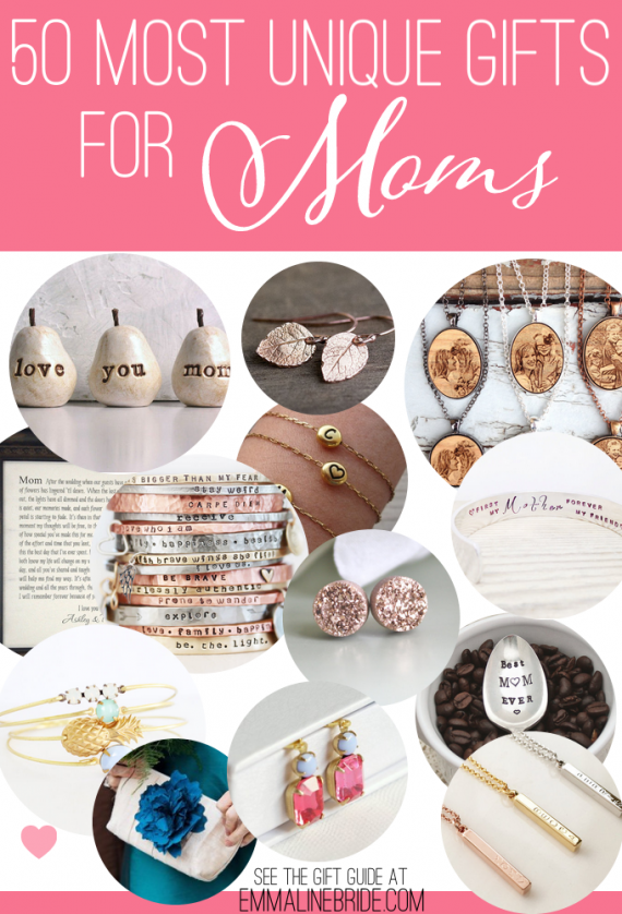unique gifts for mom