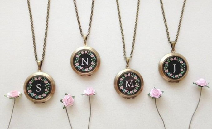monogram-lockets