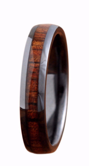 wood ring koa
