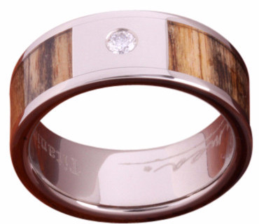 Wood Rings Groom Picks | Northern Royal | http://emmalinebride.com/groom/wood-rings-groom/