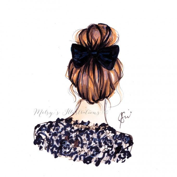 Monday Bunday | Print for Bridesmaid Mugs by Melsy's Illustrations | http://etsy.me/2c6lKsS