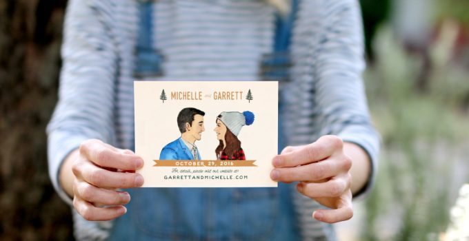 custom-illustrated-save-the-date-portrait