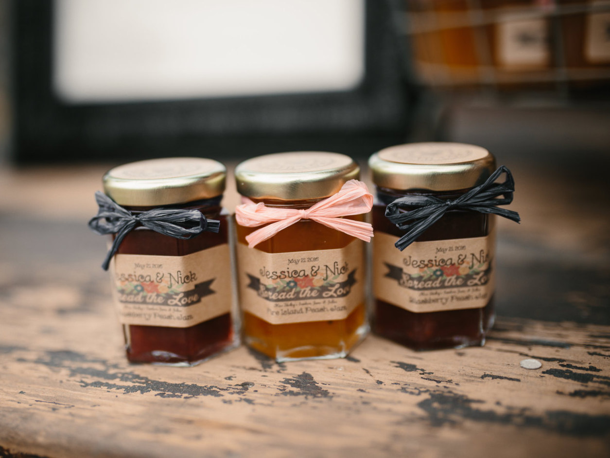 Jam jar sampler pack