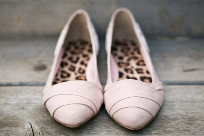 Pointy Toe Flats by Walkin On Air | 21 Wedding Flats That Will Look Beautiful for the Bride - https://emmalinebride.com/bride/wedding-flats-bride/
